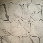 Waterjet Cut Tile - Design 5